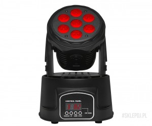 Fractal Lights MINI LED GOBO SPOT 10W