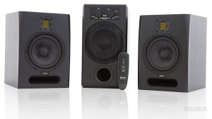 Adam Audio 2x A5X + Sub7