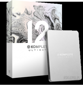 Native Instruments KOMPLETE 12 Ultimate Collector's Edition Upgrade z Komplete Ultimate 8-12