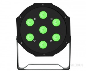 Fractal Lights PAR LED 7 x 10W (4 in 1) RGBW