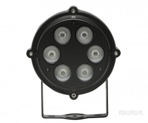 Fractal Lights PAR LED 6x10W IP65 RGBW