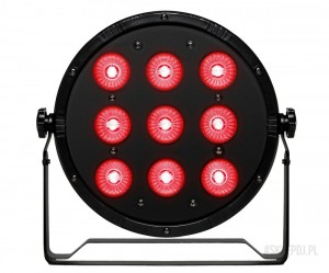 Fractal Lights PAR LED 9x10W RGBW