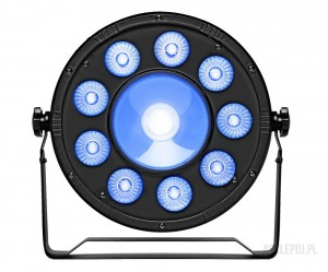Fractal Lights PAR LED 9x10W+1x20W RGB