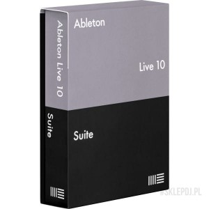 Ableton Upgrade z Live 1-9 Standard do Live 10 Suite (DIGI)