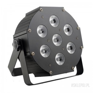 LIGHT GO! FLAT PAR PRO 5in1 7x15W RGBWA