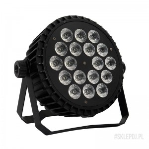 LIGHT GO! COMPACT PAR PRO 5in1 18x15W RGBWA