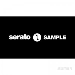 SERATO SAMPLE - sampler VST do DAW