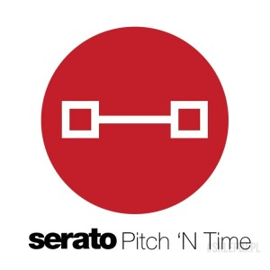 SERATO Pitch 'n Time Pro 3.0 dedykowany do Logic