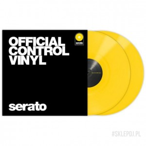 "SERATO PERFORMANCE SERIES płyta winylowa Yellow 12"" Para"