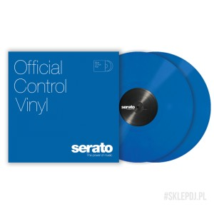 "SERATO PERFORMANCE SERIES płyta winylowa Blue 12"" Para"
