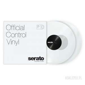 "SERATO PERFORMANCE SERIES płyta winylowa CLEAR 12"" Para"
