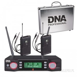 DNA VM - DUAL INSTRUMENTAL SET + case | WSDJ Studio