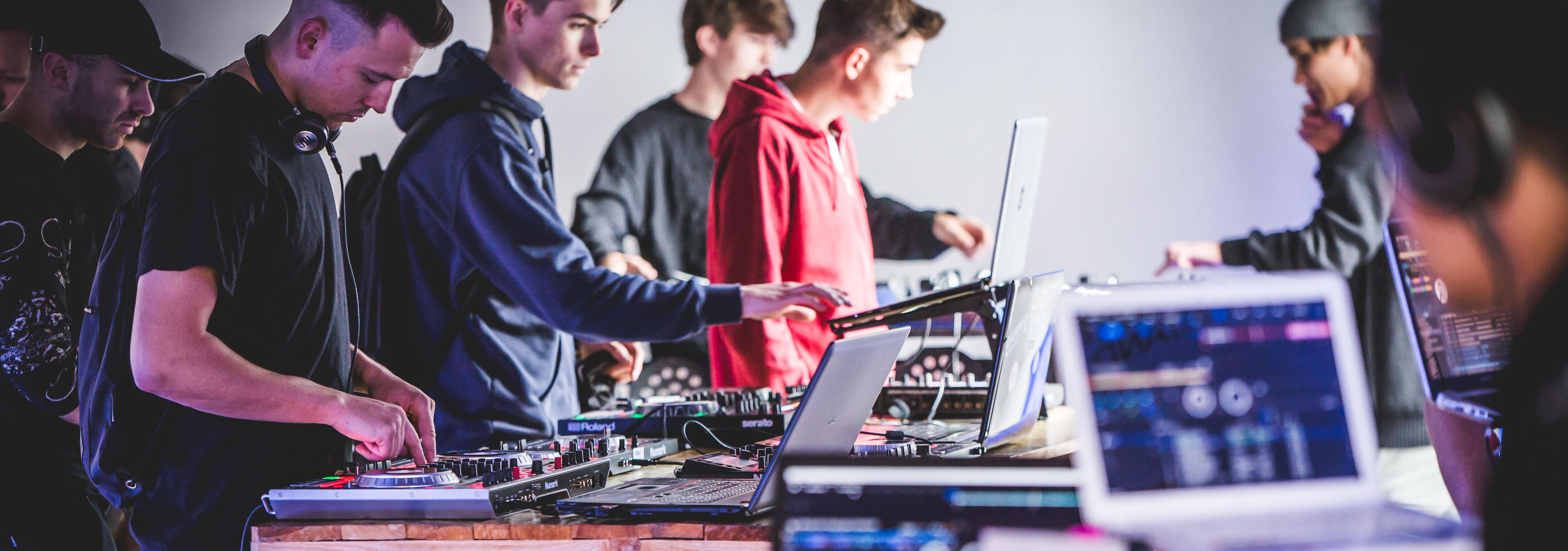 Warsztaty DJ - WSDJ Studio